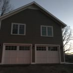 Garage Addition, Sperryville, VA
